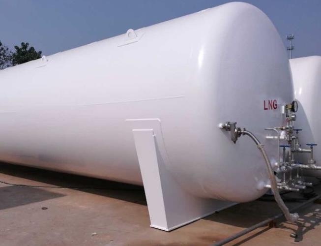 南京LNG储罐