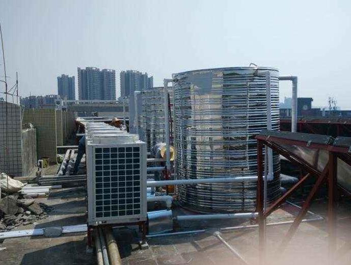 南京热水工程